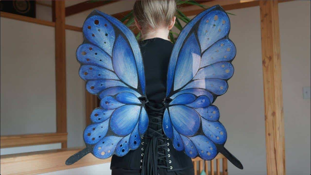 how to get real fairy wings