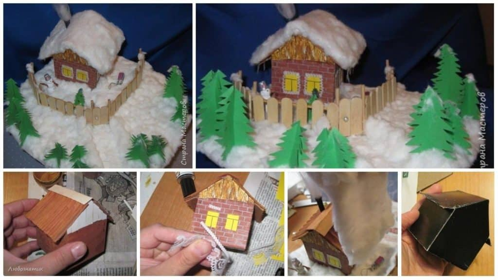 How to make a snow house