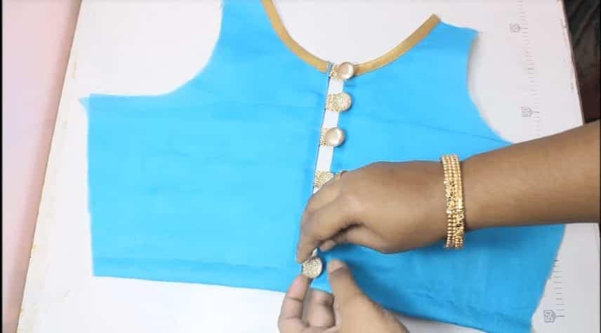 party wear blouse
