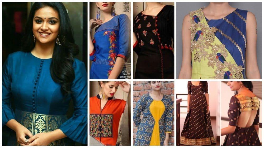Designer kurtis for girls