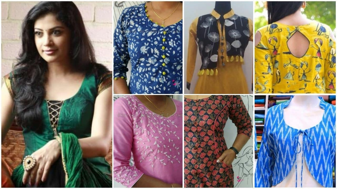 25 Types of  beautiful kurtis