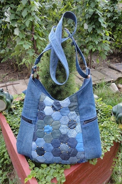 unique fabric bags ideas