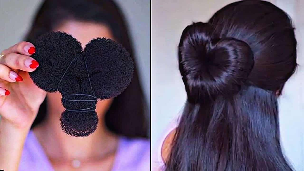 10 Amazingly Simple Hairstyles For Lazy Girls Simple