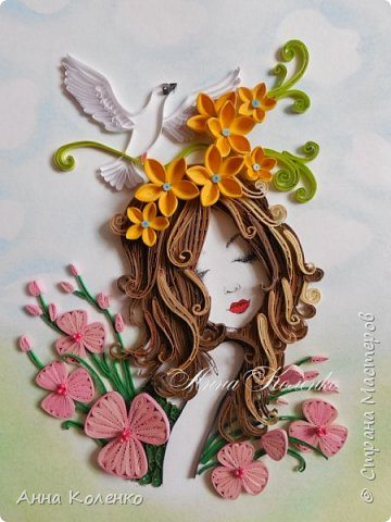 flower fairy girl