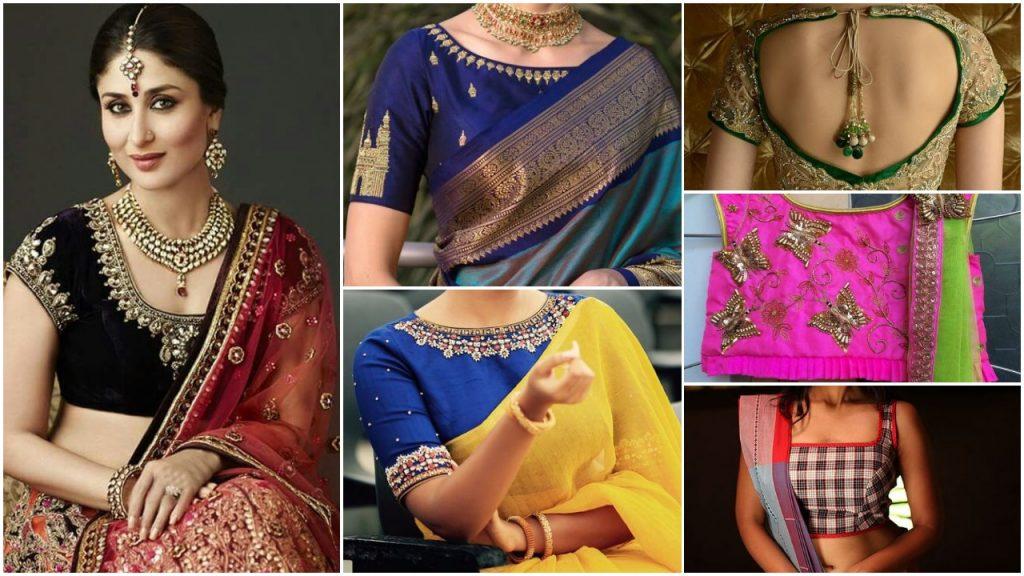 Best saree blouse ideas