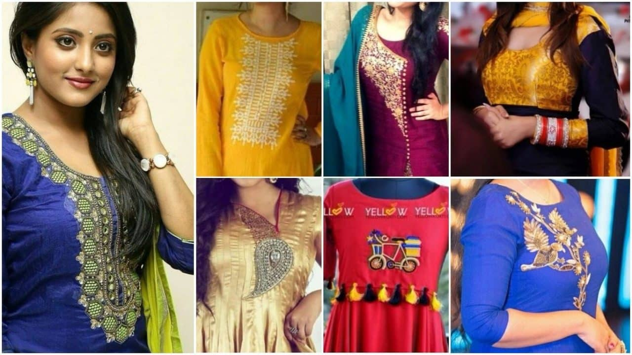 Top daily wear kurta kurti designs