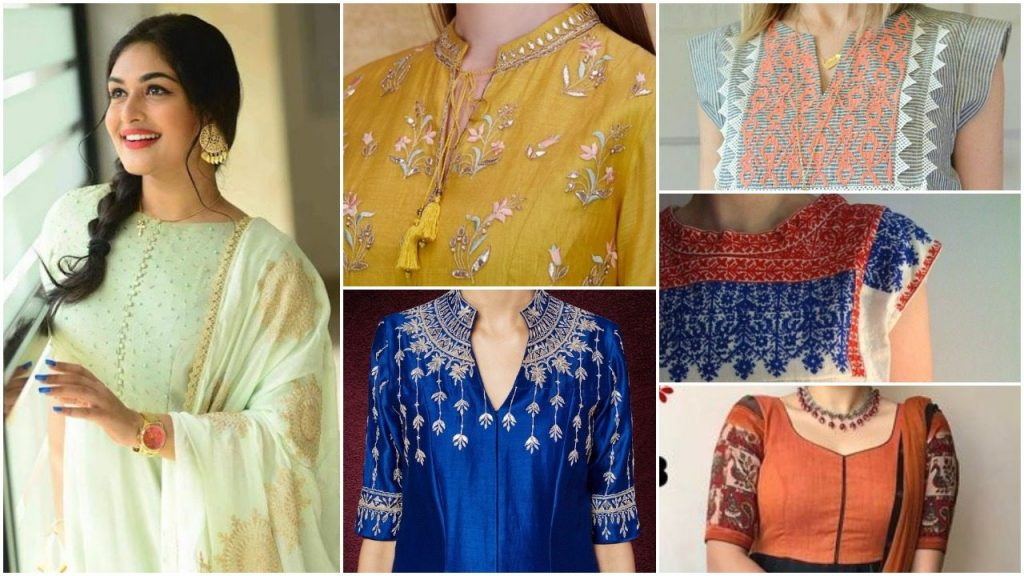 Designer kurti suits and sets for women
