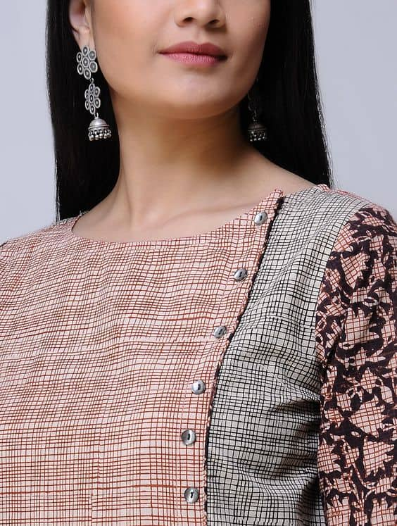 Best Kurtis Neck Pattern Images Simple Craft Ideas