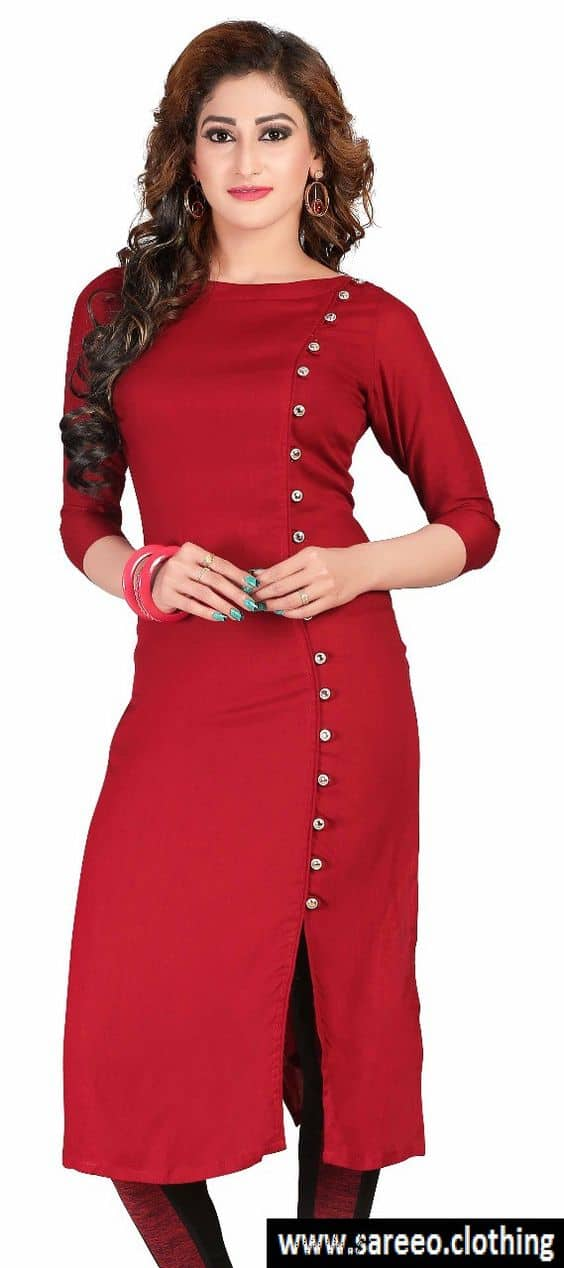 New stylish kurti neck designs for women - Simple Craft Ideas
