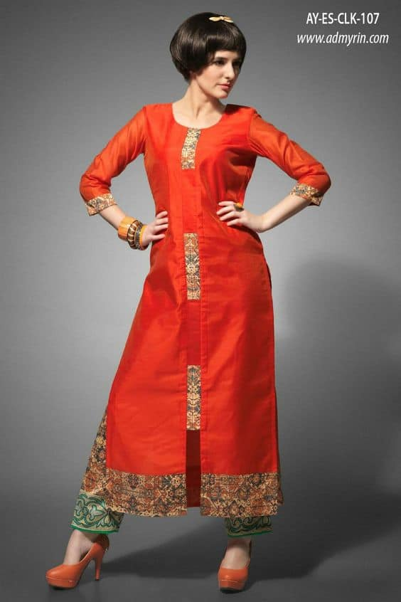 New Stylish Kurti Neck Designs For Women Simple Craft Ideas