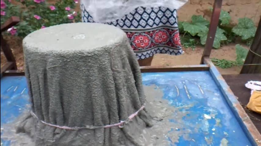 outdoor plant pot