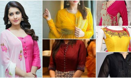 Ladies kurta designs new fashion for girls