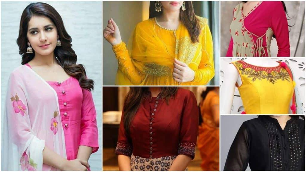 Ladies kurta designs