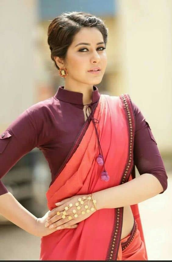 Latest Trend Of Blouse Designs For Lehenga And Saree