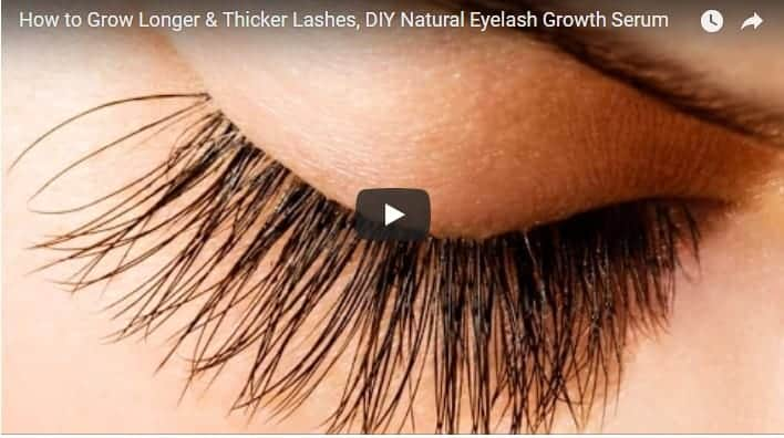 grow long, thick, and healthy lashes