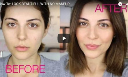 How to feel beautiful without makeup