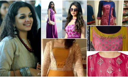 Best and latest kurti designs in india