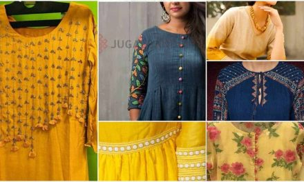 Kurtis neck designs for stylish look