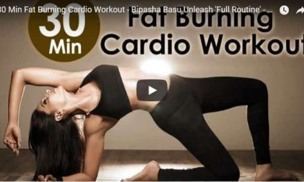 30 Min fat burning cardio workout