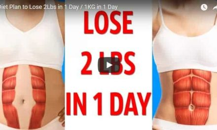 Diet plan to lose 2 lbs in 1 day