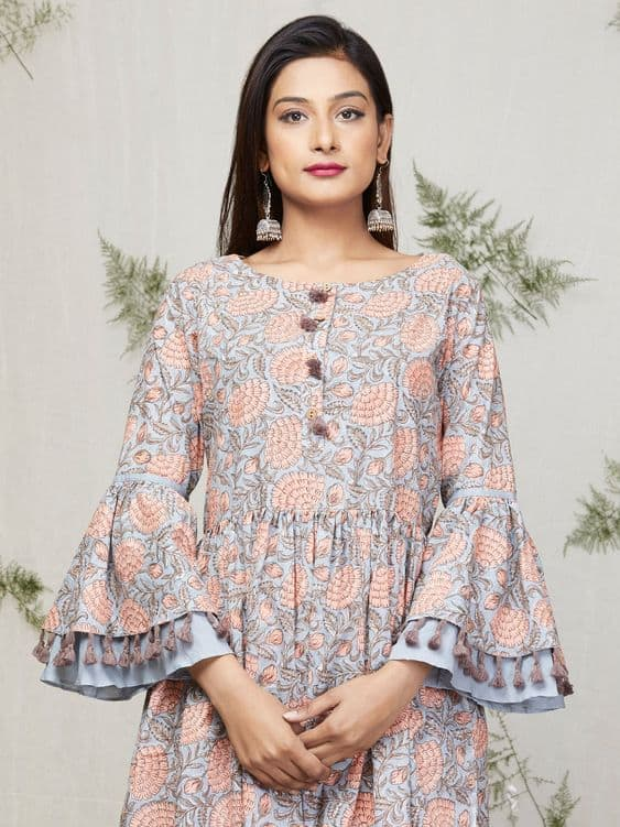 New stylish and trendy kurti neck designs - Simple Craft Ideas