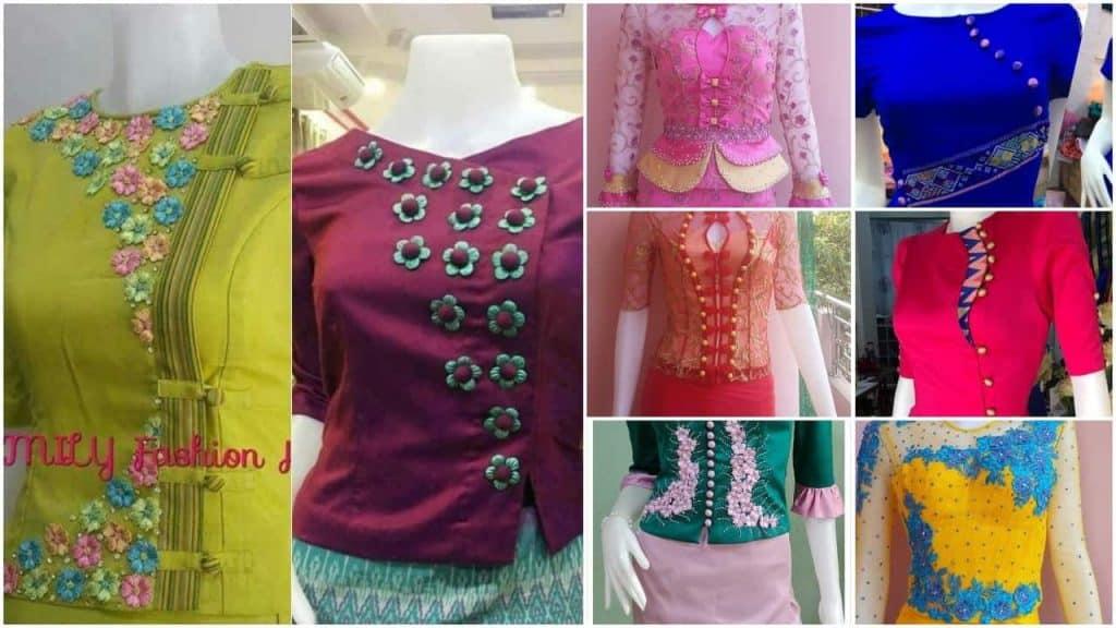 Myanmar costume
