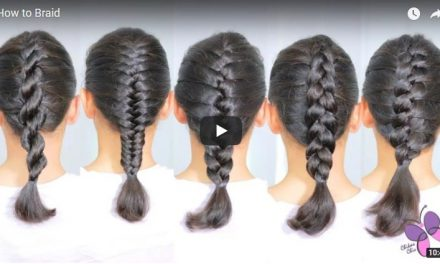 How to braid for beginners