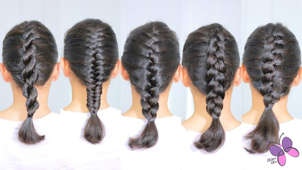 How To Braid Hair Diy Hairstyles For Every Hair Type