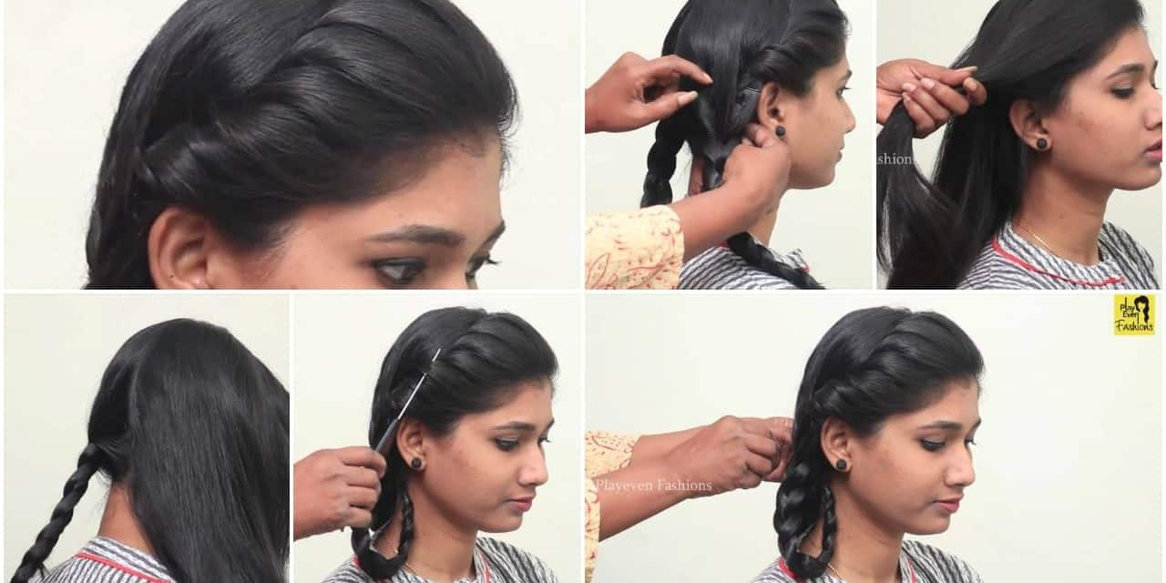Everyday Hairstyles For Girls Simple Craft Ideas