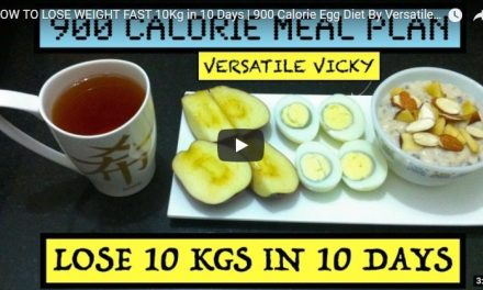 How to lose weight fast 10 kg in 10 days