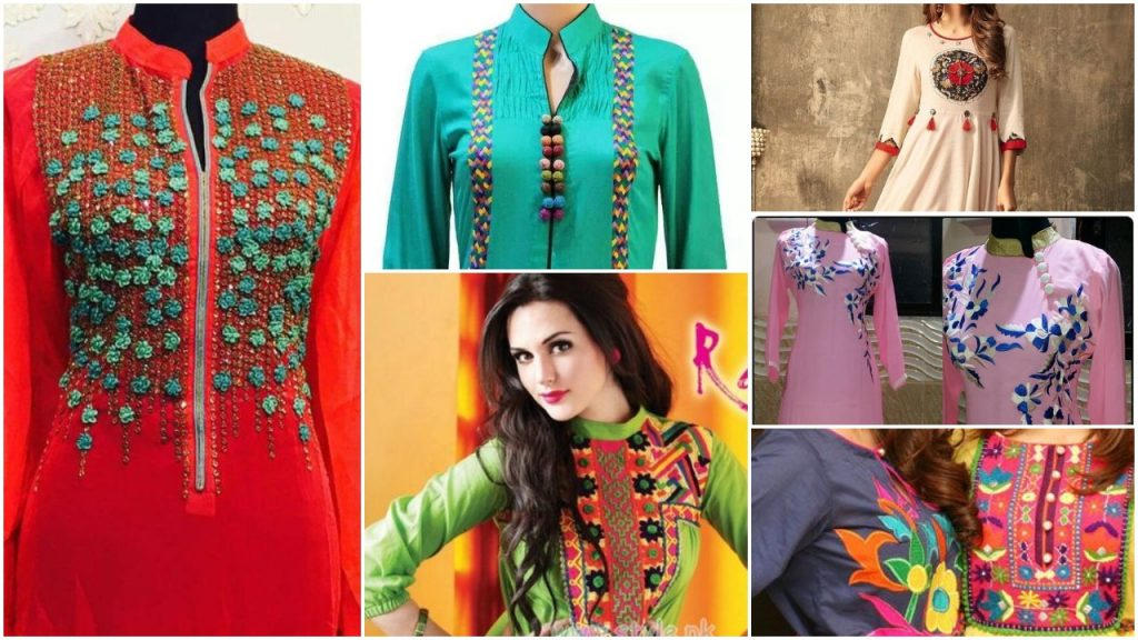 Beautiful party wear fancy kurti