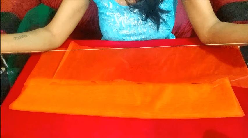 rainbow skirt