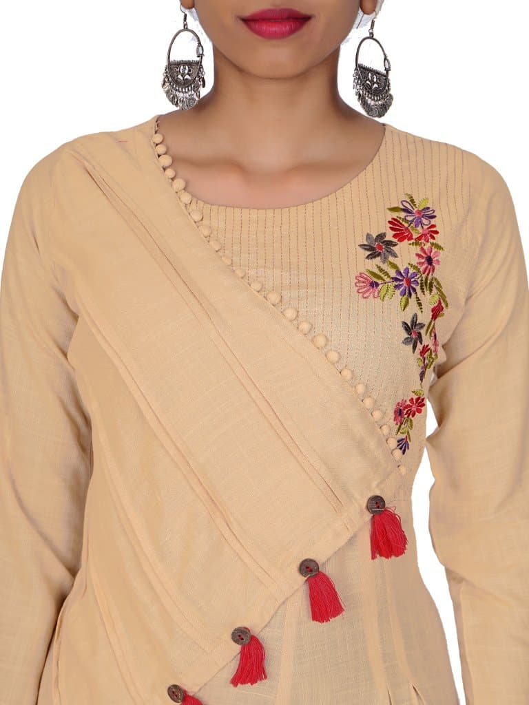 Kurti Designs That Will Look Good On Every Woman Simple Craft Ideas