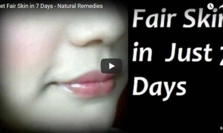 Get fair skin in 7 days with natural remedies