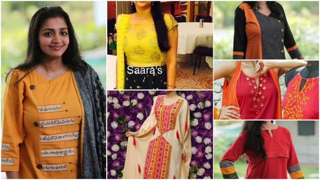 kurti designs images