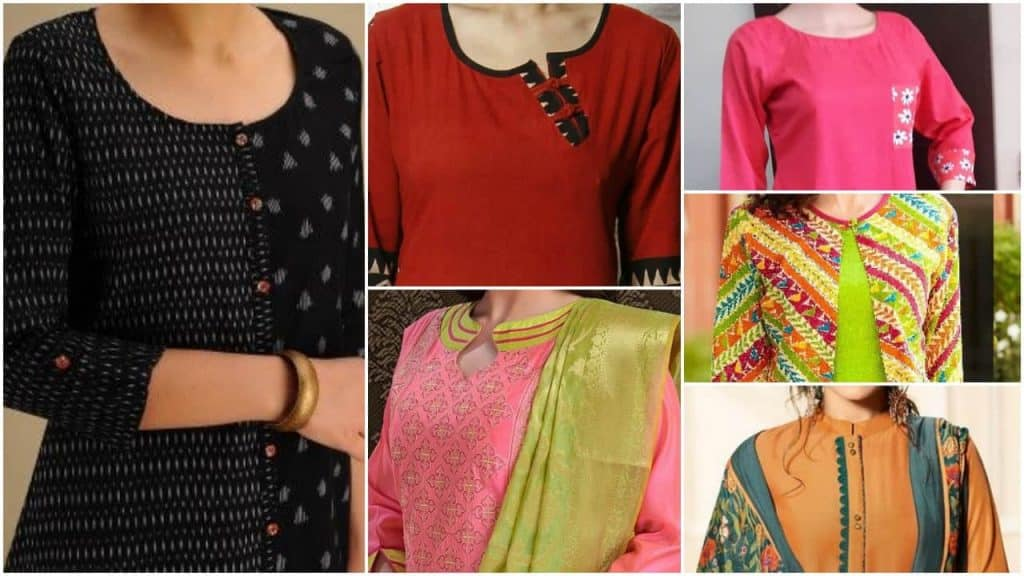 ideas for kurti design
