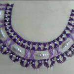Neckline Embroidery for kurti