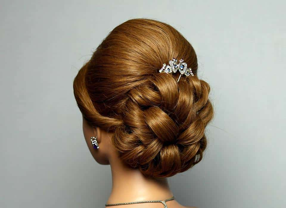 Wedding Prom Hairstyle For Long Hair Simple Craft Ideas