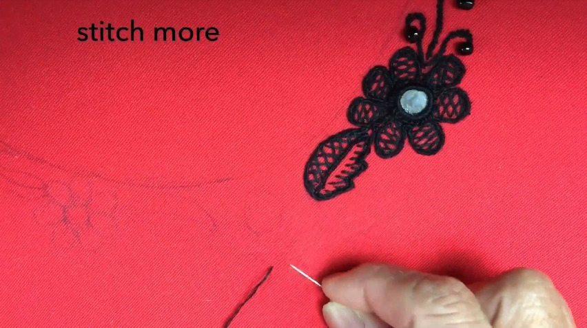 Neck Embroidery Designs For Kurtis Archives Artsycraftsydad