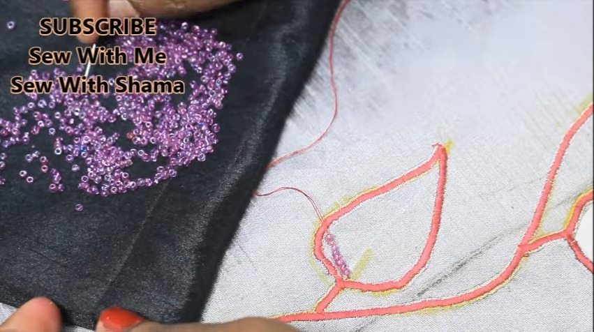 embroidery sleeves