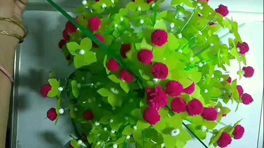 Guldasta From Waste Plastic Bottle Simple Craft Ideas