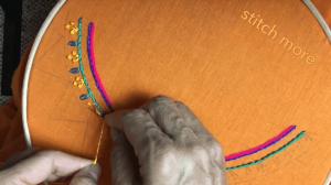 easy stitch Neckline