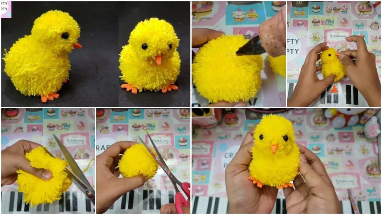How to make pom pom chicken