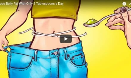 Lose belly fat with only 3 tablespoons a day