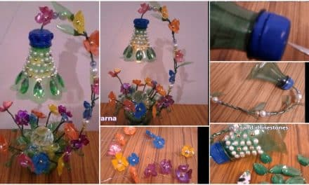 Best craft idea out of waste plastic bottles