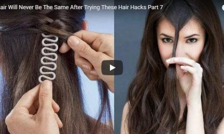 Your hair will never be the same after trying these hair hacks