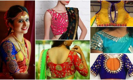 Designer blouse images that will blow your mind