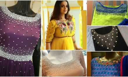 Different types of kurtis neck which suits your body shape