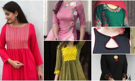 Latest designer kurti designs for summer best collection