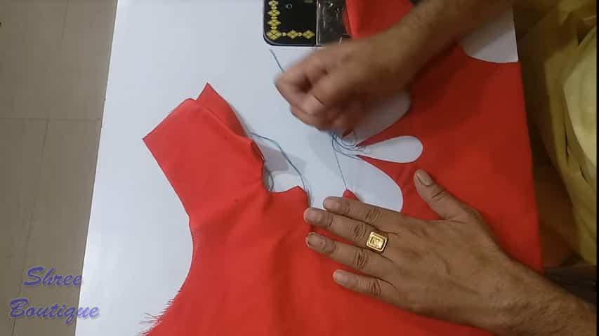 neck designs for kurtas